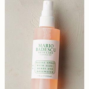 Other - Mario B FacialSpray 🍃 with Aloe, Herbs&Rosewater